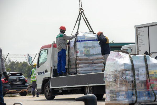 Ship supplies Everise Shipping Service